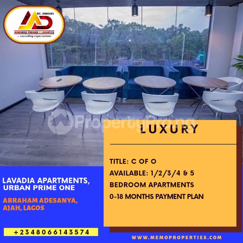 4 bedroom Self Contain for sale Ogombo Abraham adesanya estate Ajah Lagos - 0