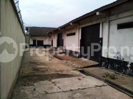 Warehouse Commercial Property for sale Creek Apapa road Apapa Lagos - 1