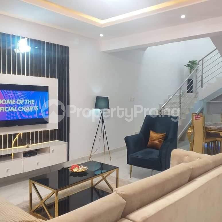 4 bedroom Detached Bungalow for sale Main Zylus Court Extension Road, Bogije Town Ibeju Lekki Lagos Lakowe Ajah Lagos - 11