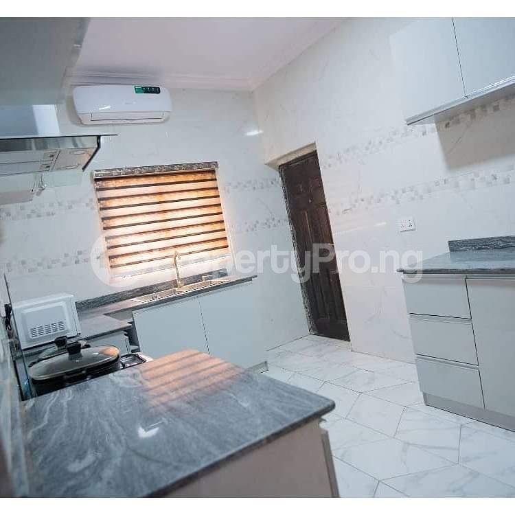 4 bedroom Detached Bungalow for sale Main Zylus Court Extension Road, Bogije Town Ibeju Lekki Lagos Lakowe Ajah Lagos - 1