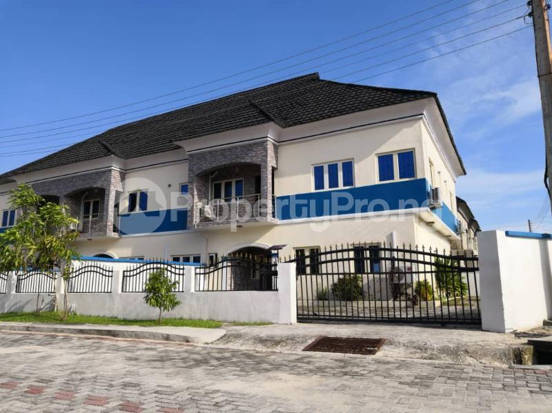 3 bedroom Terraced Duplex for sale Off Abraham Adesanya Road. Atican Beach Road, Okun Ajah, Lekki Schemeii Okun Ajah Ajah Lagos - 0