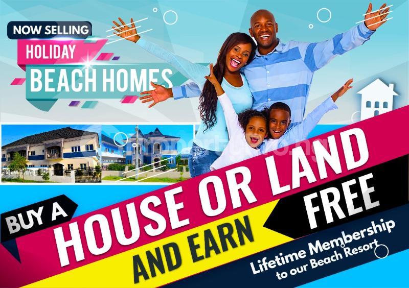 3 bedroom Terraced Duplex for sale Off Abraham Adesanya Road. Atican Beach Road, Okun Ajah, Lekki Schemeii Okun Ajah Ajah Lagos - 4