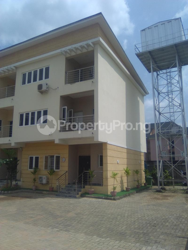 4 bedroom Terraced Duplex House for sale Lifecamp district Life Camp Abuja - 1