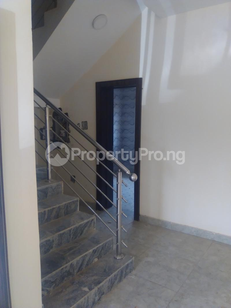 4 bedroom Terraced Duplex House for sale Lifecamp district Life Camp Abuja - 3