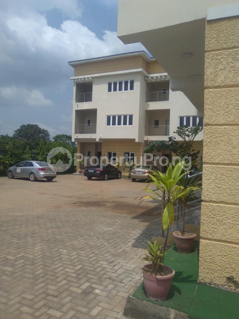 4 bedroom Terraced Duplex House for sale Lifecamp district Life Camp Abuja - 2