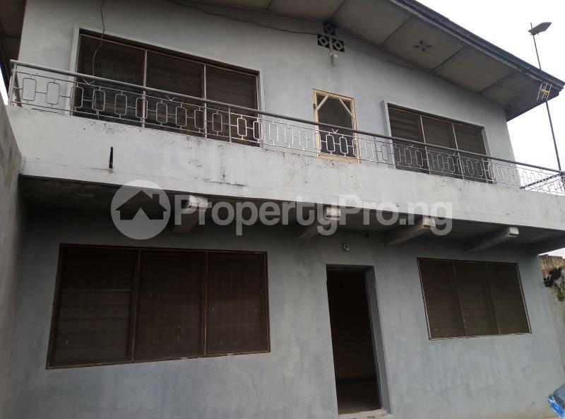 2 bedroom Mini flat Flat / Apartment for rent Shomolu Shomolu Shomolu Lagos - 0