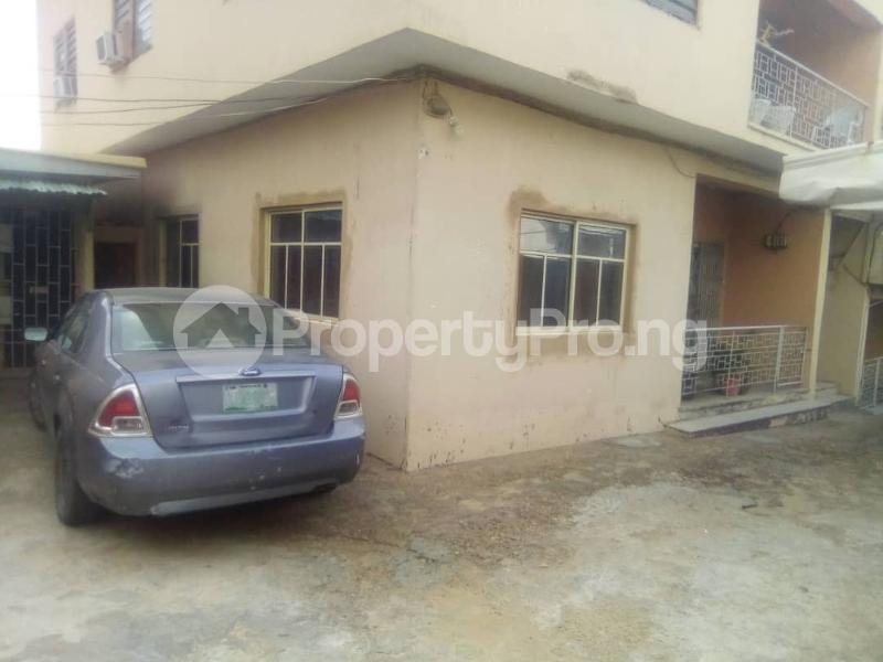 3 bedroom Flat / Apartment for rent Fola Agoro Yaba Lagos - 1