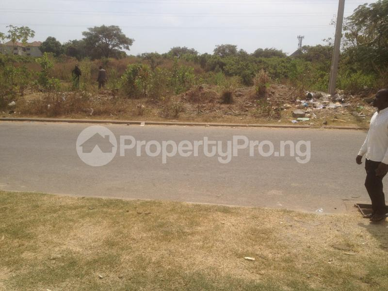 Commercial Land for sale Along Airport Toll Gate, Opposite Presidential Drive, Aviation Village, Abuja Lugbe Abuja - 1