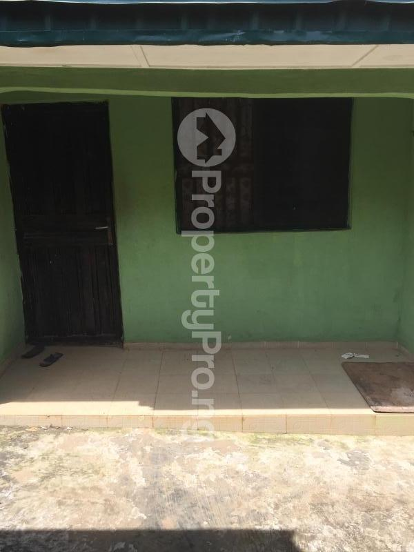 1 bedroom Self Contain for rent Elesare Unity Quarters. Akure Ondo - 0