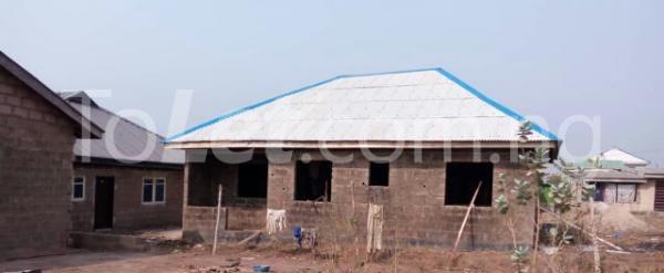 Detached Bungalow for sale Ososun Rd; Bank Bus Stop, Ifo Ogun - 0