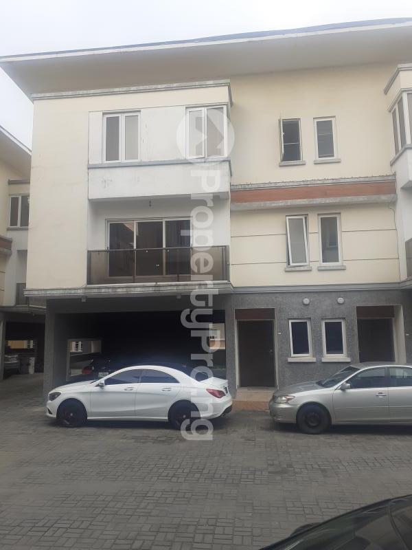 4 bedroom Terraced Duplex for rent Bera Estate Chevron Drive Lekki chevron Lekki Lagos - 0