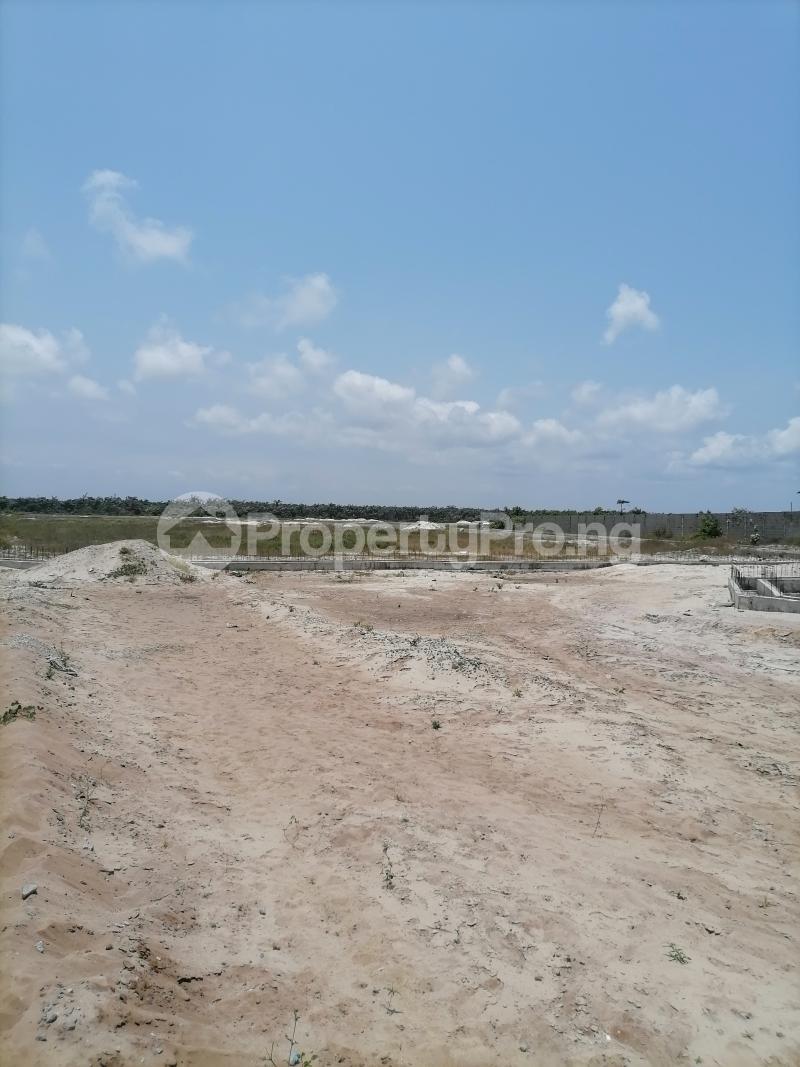 Residential Land for sale Costal Road Eleko Eleko Ibeju-Lekki Lagos - 1