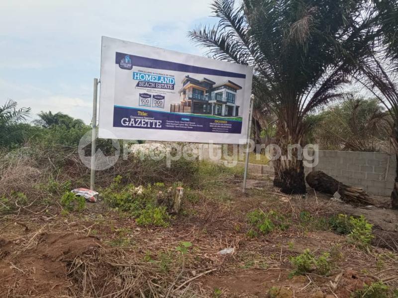 Residential Land for sale Costal Road Eleko Eleko Ibeju-Lekki Lagos - 3