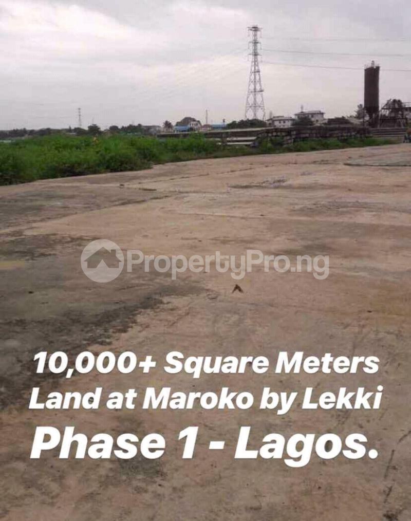 Mixed   Use Land Land for sale Lekki Phase 1 Lekki Lagos - 5