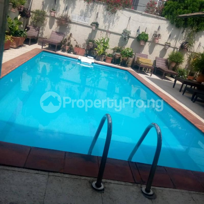 1 bedroom Flat / Apartment for shortlet Shonibare Estate Maryland Lagos - 6