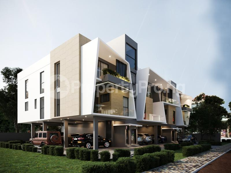 4 bedroom Massionette for sale Old Ikoyi Ikoyi Lagos - 1