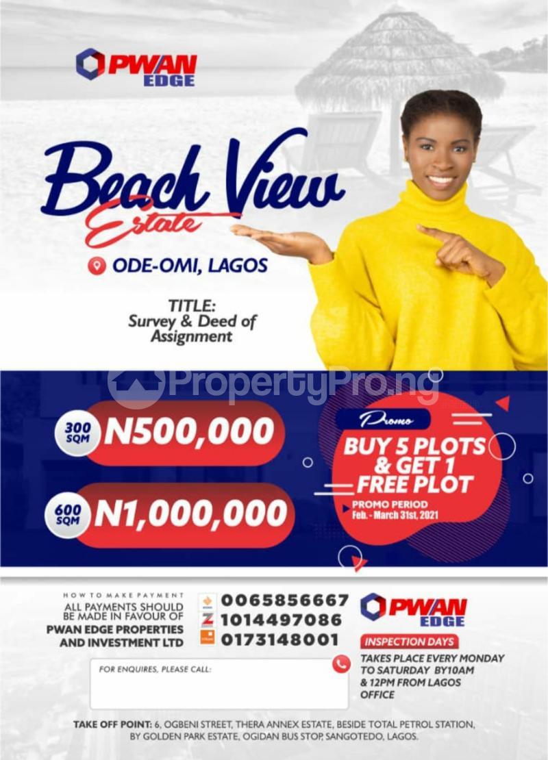 Mixed   Use Land Land for sale Ibeju-Lekki Lagos - 2