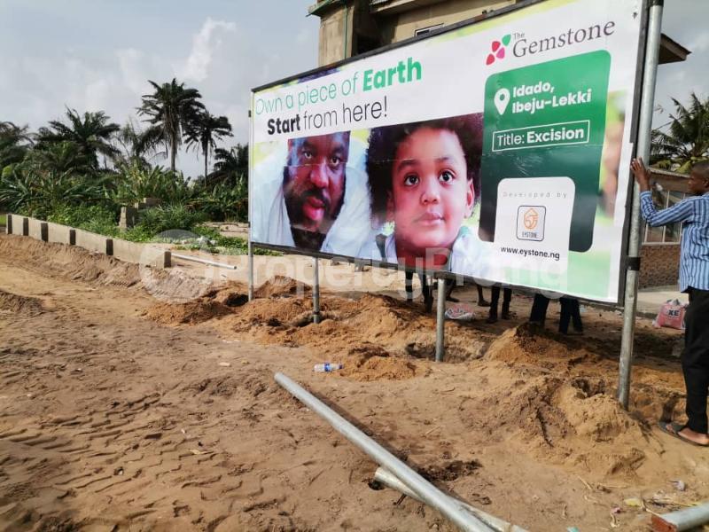 Residential Land for sale The Gemstone Estate Eleko Ibeju-Lekki Lagos - 1