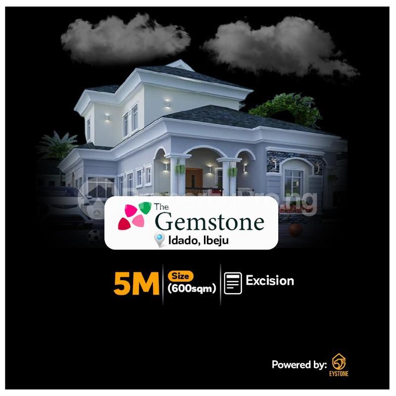 Residential Land for sale The Gemstone Estate Eleko Ibeju-Lekki Lagos - 2
