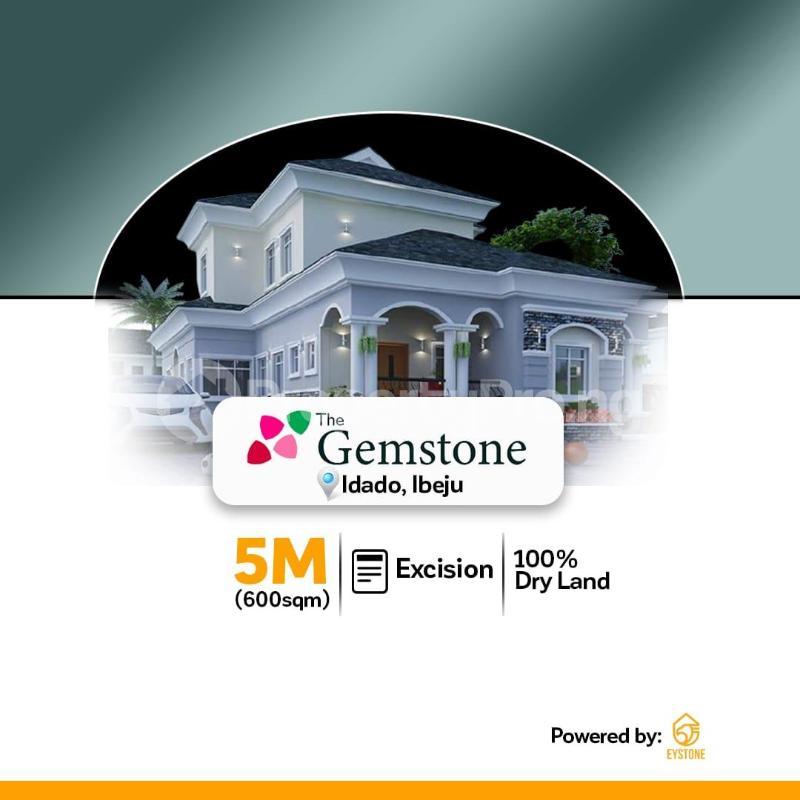 Residential Land for sale The Gemstone Estate Eleko Ibeju-Lekki Lagos - 0