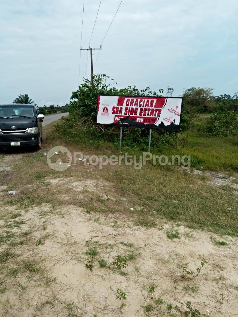 Residential Land for sale Apakin Town Free Trade Zone Ibeju-Lekki Lagos - 8
