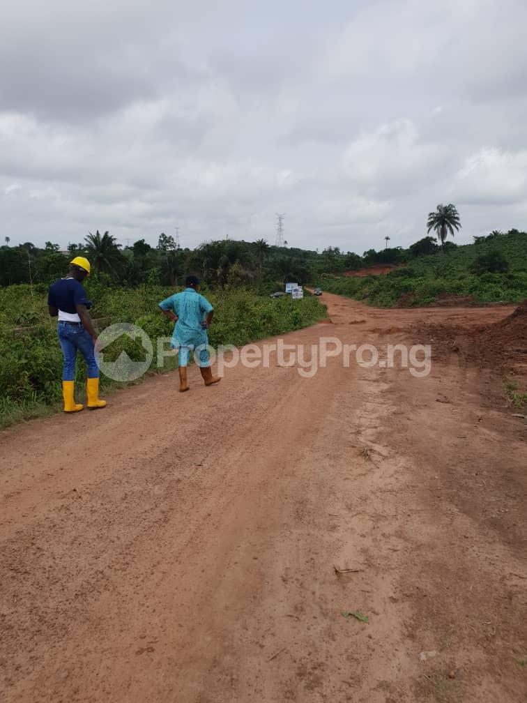 Land for rent Yewa Epe Road Epe Lagos - 1