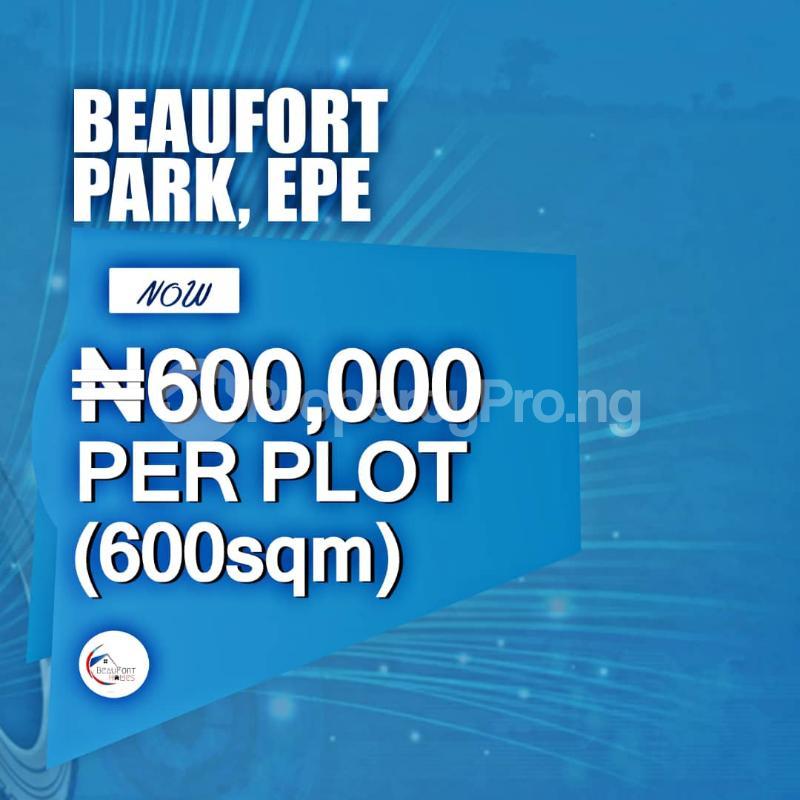 Land for rent Yewa Epe Road Epe Lagos - 5