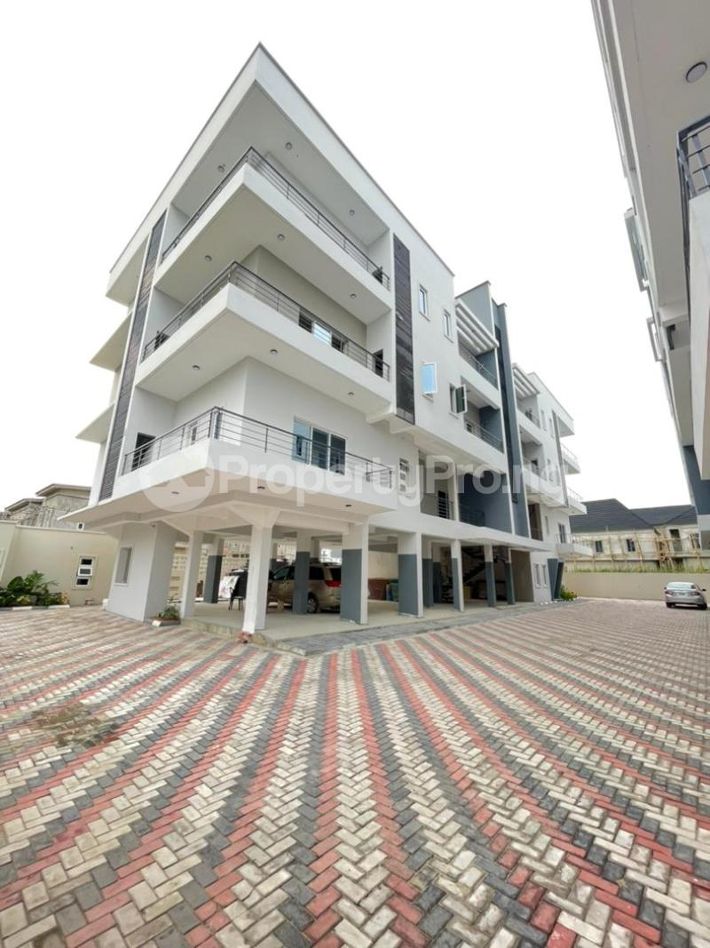 3 bedroom Flat / Apartment for sale Close To Chevron Toll Gate chevron Lekki Lagos - 6