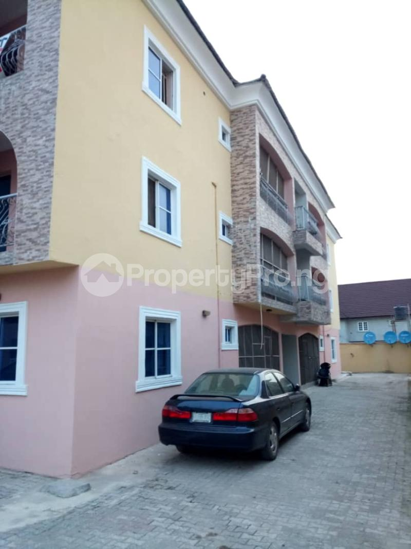 3 bedroom Mini flat Flat / Apartment for rent Happy Land Estate Sangotedo Ajah Lagos - 0
