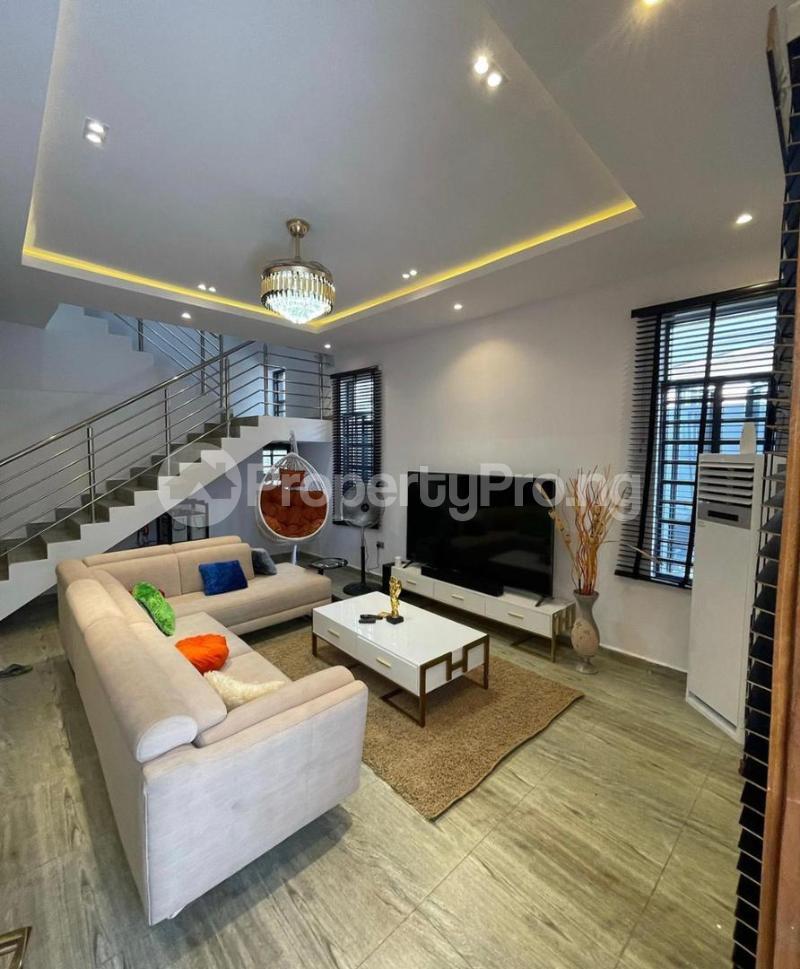3 bedroom Terraced Duplex for sale Chevron Toll Gate chevron Lekki Lagos - 1