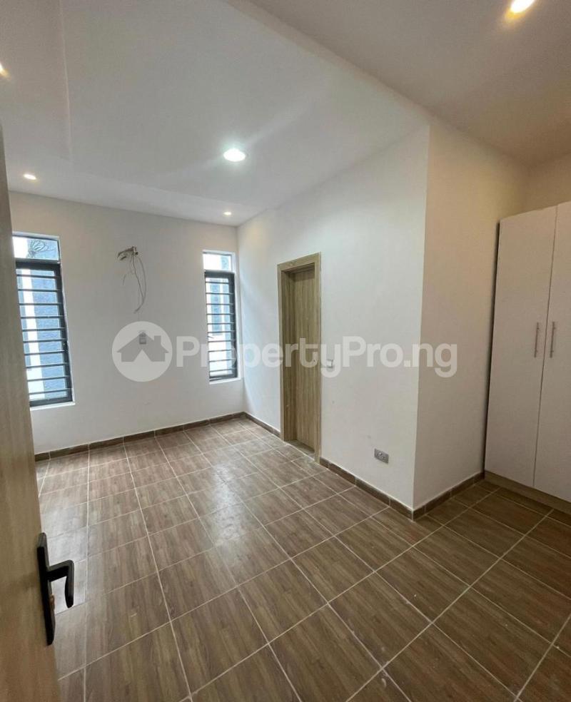 3 bedroom Terraced Duplex for sale Chevron Toll Gate chevron Lekki Lagos - 4