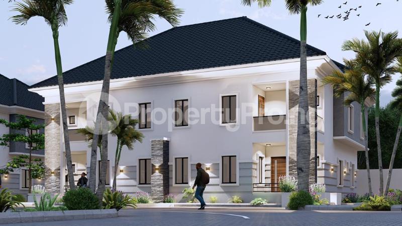3 bedroom Semi Detached Duplex House for sale Airport Junction Jabi Abuja - 0