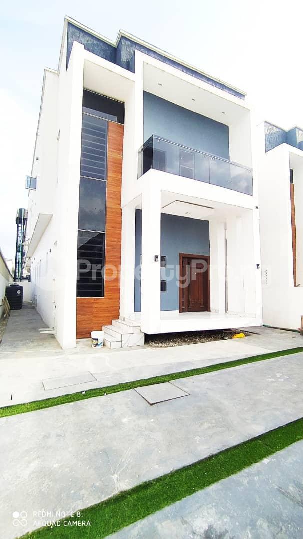 4 bedroom Detached Duplex House for sale ... Agungi Lekki Lagos - 0