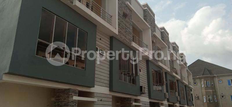 4 bedroom Terraced Duplex House for sale Wuye Abuja - 6
