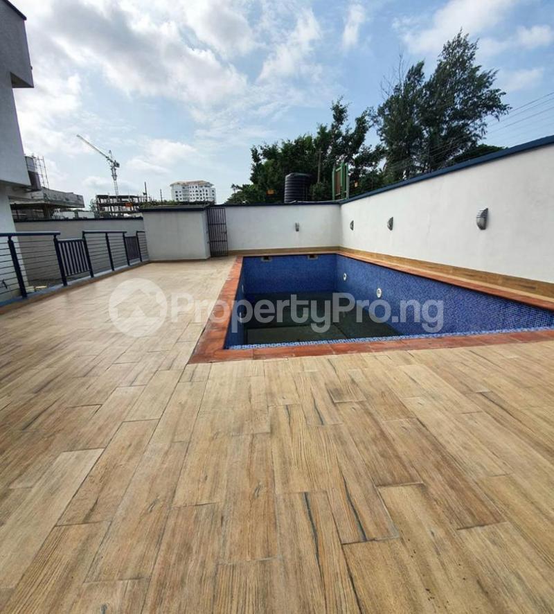 4 bedroom Terraced Duplex House for rent Bourdillon Ikoyi Lagos - 0