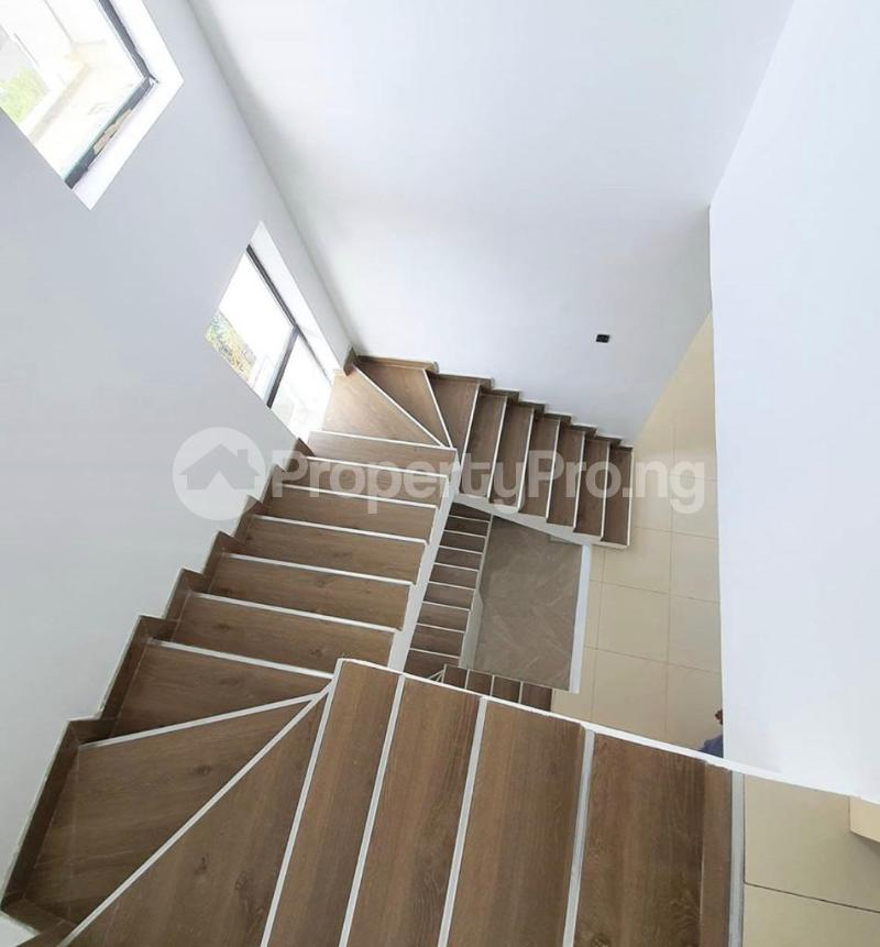 4 bedroom Terraced Duplex House for rent Bourdillon Ikoyi Lagos - 1