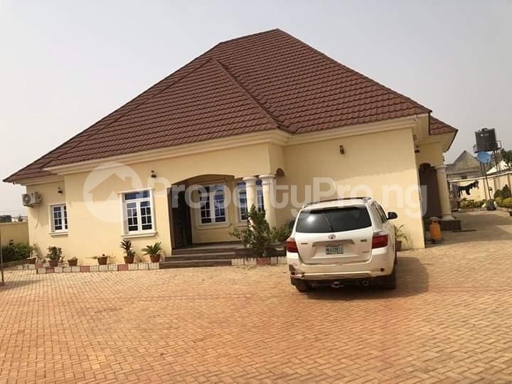 4 bedroom Detached Bungalow House for sale Sabon Tasha Gra Kaduna South Kaduna - 0