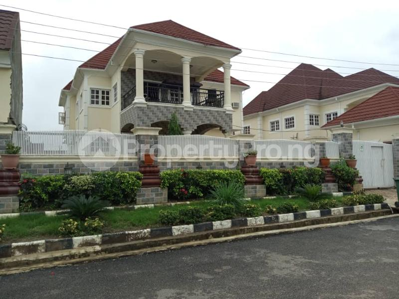 4 bedroom Detached Duplex House for sale life camp Life Camp Abuja - 1