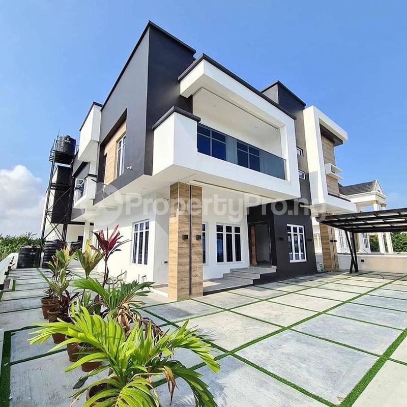 5 bedroom Detached Duplex House for sale Orchid Road. Lekki Lagos - 0