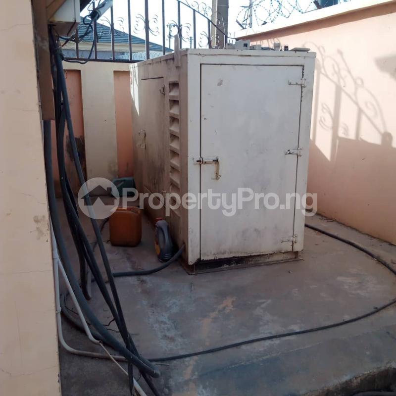 5 bedroom Detached Duplex for sale Nafdac Highcost Chikun Kaduna - 23