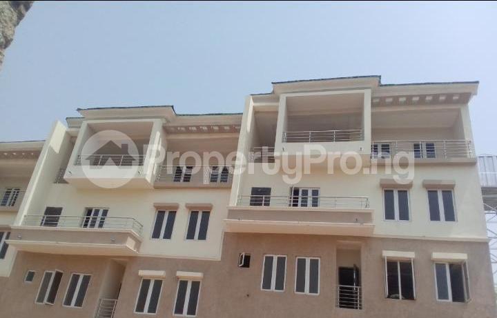 5 bedroom Terraced Duplex House for sale Guzape Guzape Abuja - 0