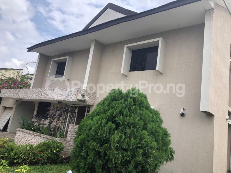 5 bedroom Detached Duplex House for rent Ikoyi Old Ikoyi Ikoyi Lagos - 1