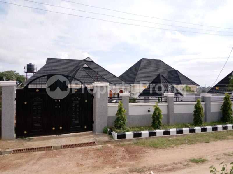 3 bedroom Detached Bungalow for sale Behind Indomie Company,mahuta Chikun Kaduna - 0