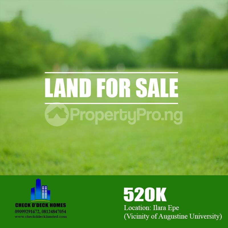 Mixed   Use Land Land for sale Ilara Epe Epe Lagos - 0