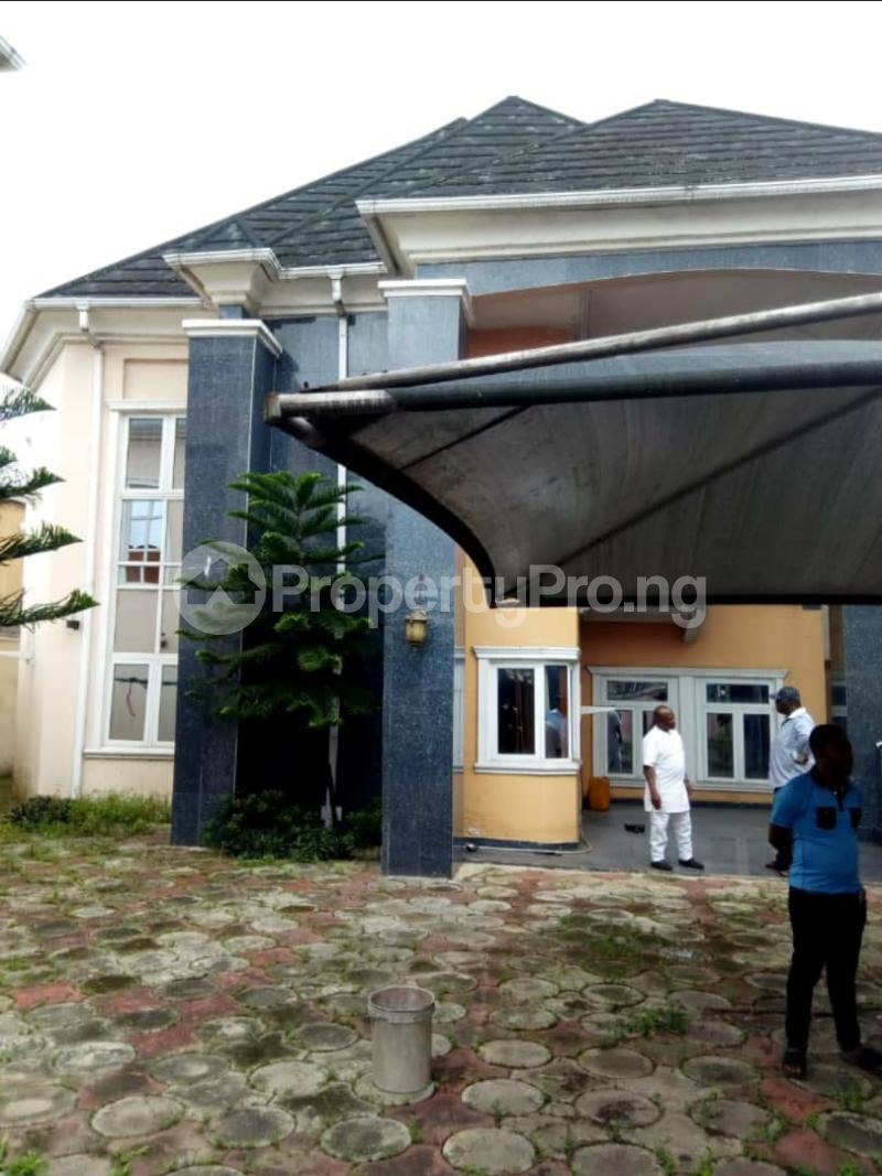 5 bedroom Detached Duplex House for sale Aba GRA Aba Abia - 1
