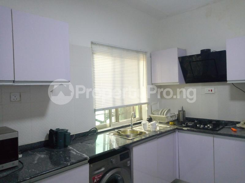 2 bedroom Studio Apartment Flat / Apartment for shortlet Jembewon Way, near Golf Club, Onireke-Jericho axis Jericho Ibadan Oyo - 2