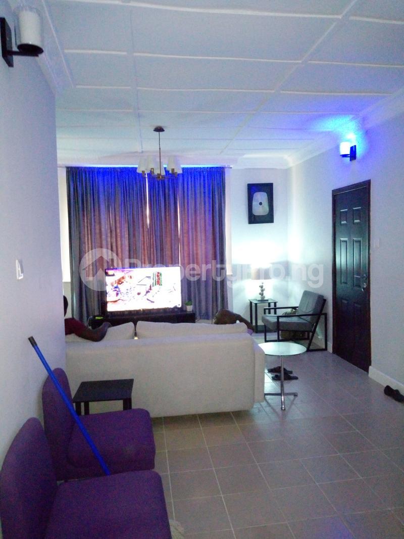 2 bedroom Studio Apartment Flat / Apartment for shortlet Jembewon Way, near Golf Club, Onireke-Jericho axis Jericho Ibadan Oyo - 8