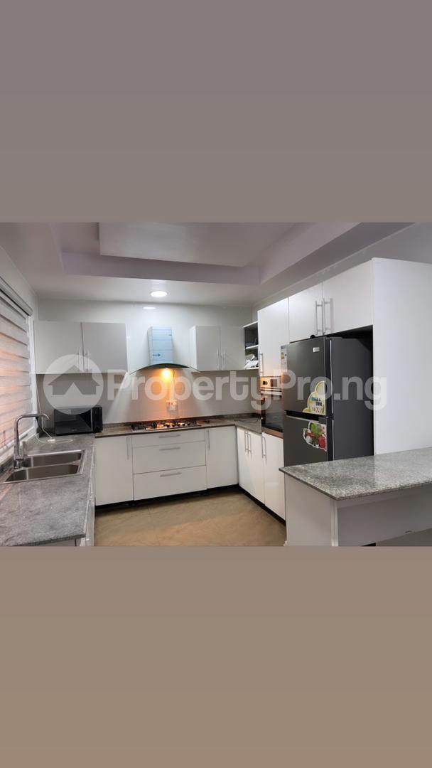 4 bedroom Terraced Duplex House for shortlet Chisco  Ikate Lekki Lagos - 1