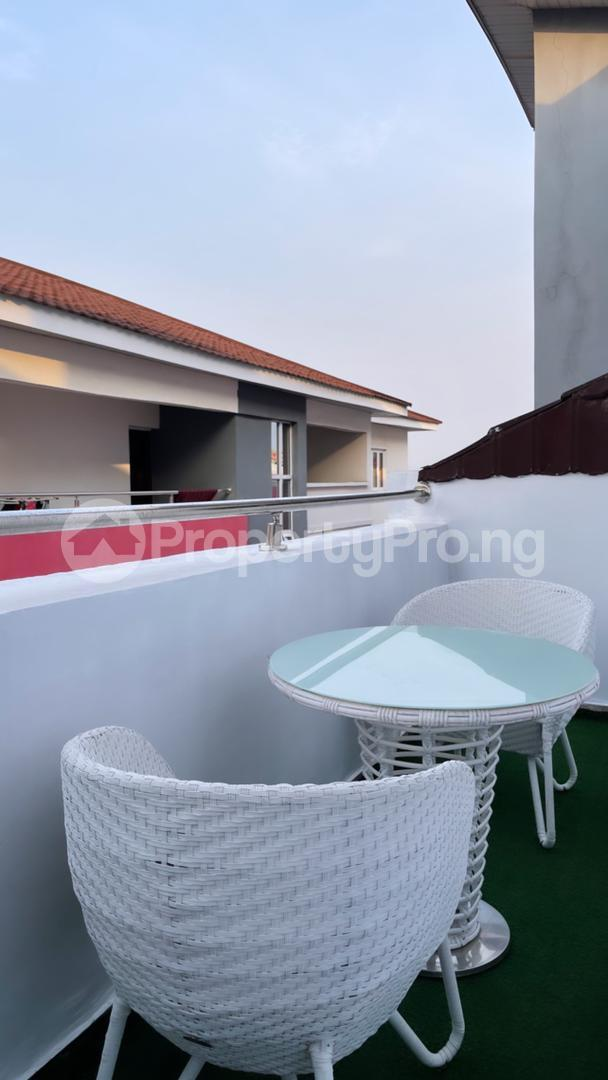 4 bedroom Terraced Duplex House for shortlet Chisco  Ikate Lekki Lagos - 7