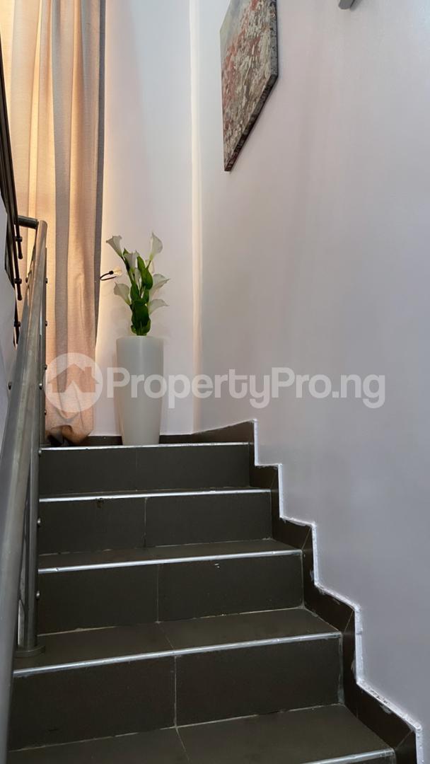 4 bedroom Terraced Duplex House for shortlet Chisco  Ikate Lekki Lagos - 11